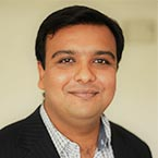 Pratik Shah, Executive Accountant | ISM